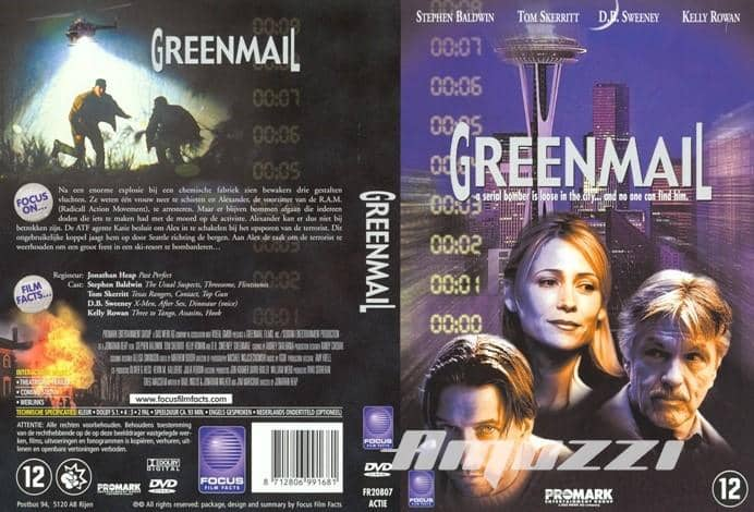 Greenmail DVD