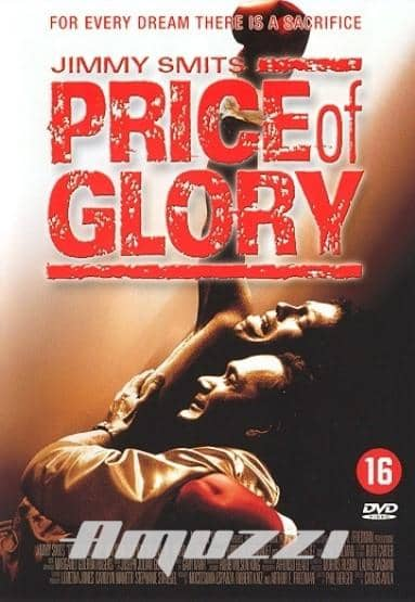 Price of Glory DVD