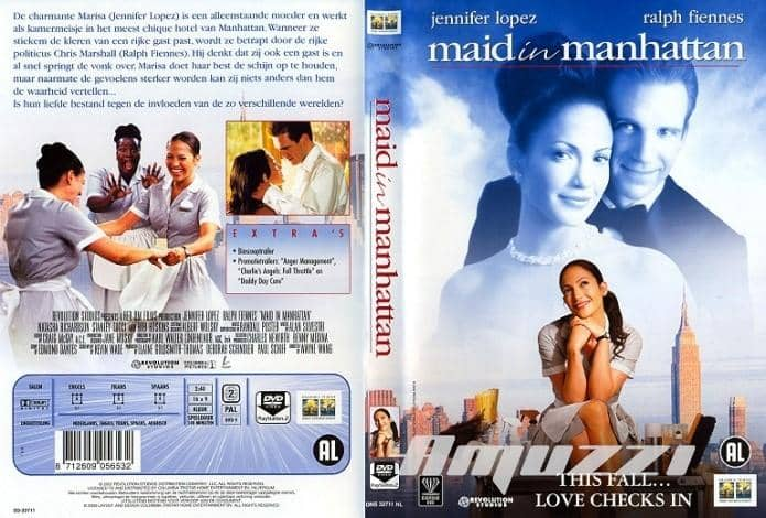Maid in Manhattan DVD