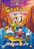 Goofy movie DVD