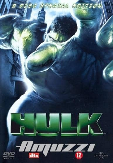 Hulk, The DVD
