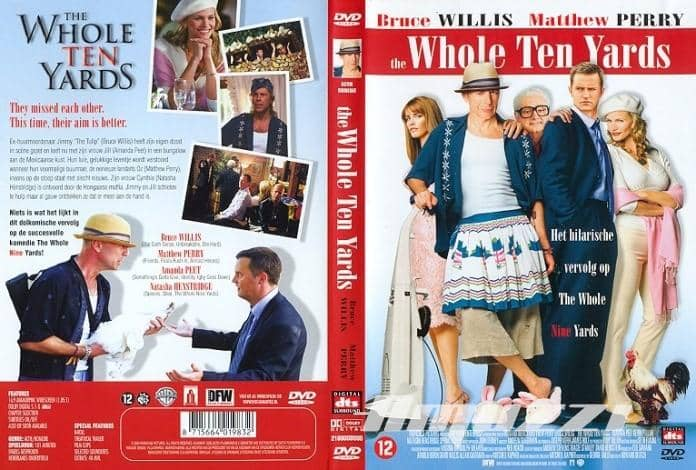 Whole ten yards DVD