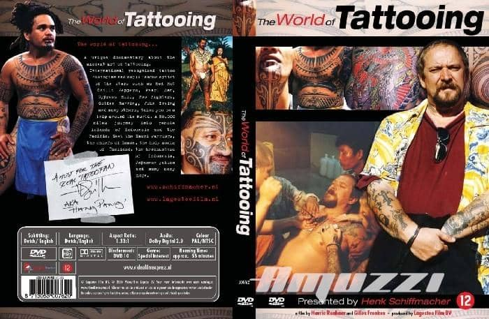 World of tattooing DVD