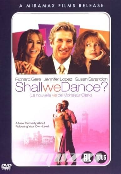 Shall We Dance. DVD