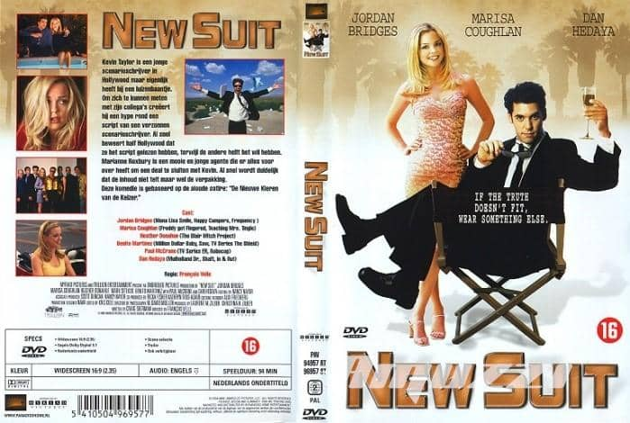 New Suit DVD