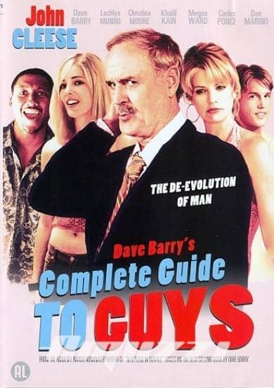 Complete Guide To Guys DVD