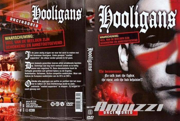 Hooligans - the documentary DVD