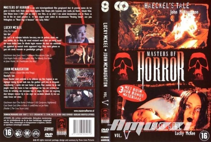 Masters of horror 5 DVD