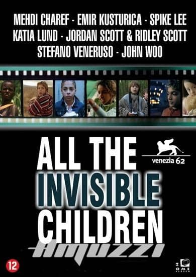 All the invisible children DVD