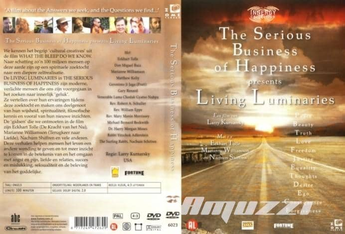 Serious business of happiness-living luminaries DVD