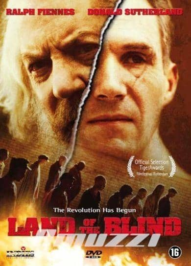 Land of the Blind DVD