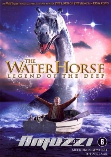 Water Horse, The DVD