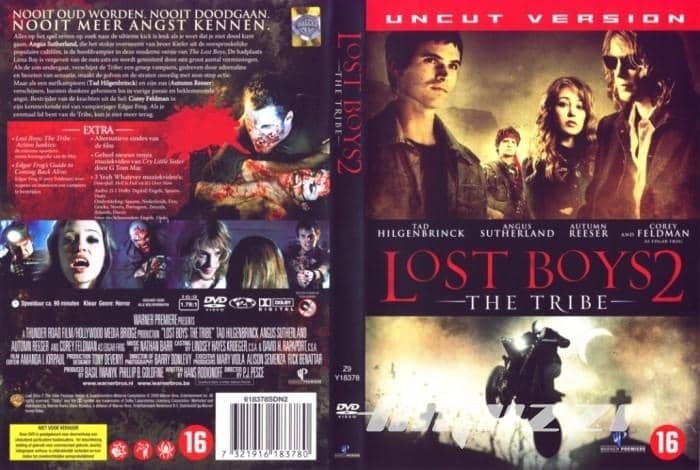Lost boys 2-the tribe DVD