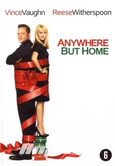 Anywhere But Home DVD