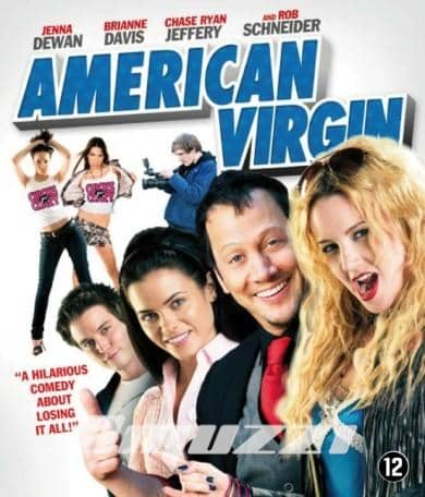 American Virgin Bluray