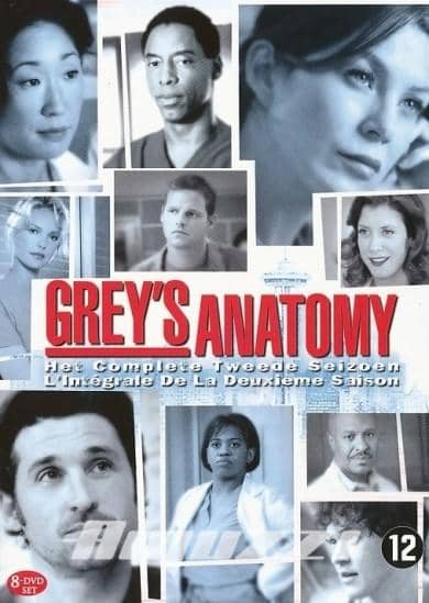 Grey's anatomy - Seizoen 2 (2005)
