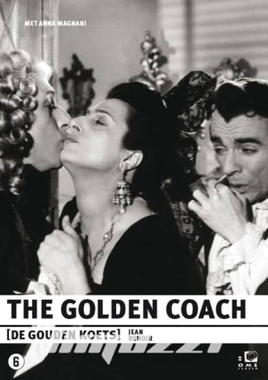 Golden coach DVD