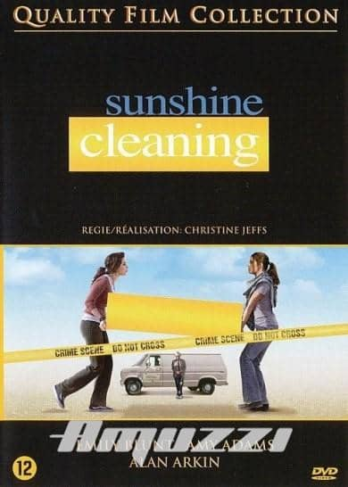 Sunshine cleaning DVD