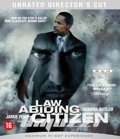 Law abiding citizen DVD