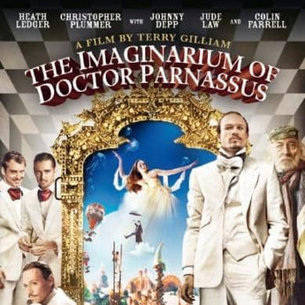 Imaginarium of Doctor Parnassus (2009)