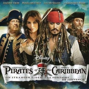 Pirates of the Caribbean 4 - On stranger tides (2011)