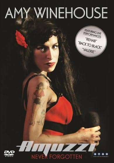 Amy Winehouse - Never Forgotten DVD