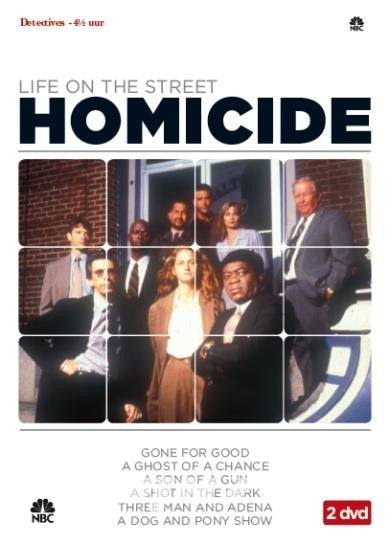 Homicide - Life on the street (1993)