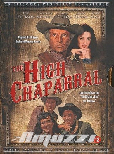 High chaparral - Seizoen 1 (1967)