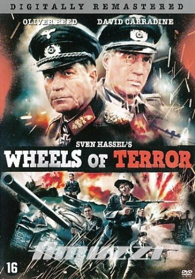 Wheels of terror DVD