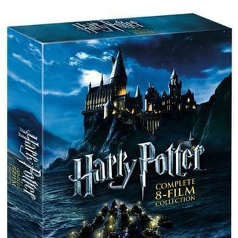 Harry Potter - Complete 8-film collection (2014)