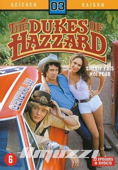 Dukes of Hazzard - Seizoen 3 (1980)