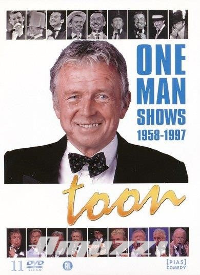 Toon Hermans - One Man Shows 1958 - 1997
