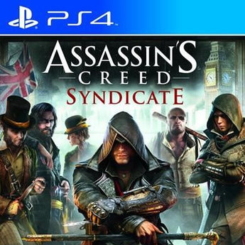 Assassins creed - Syndicate - PS4