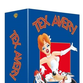 Tex avery - Prestige collection (2015)