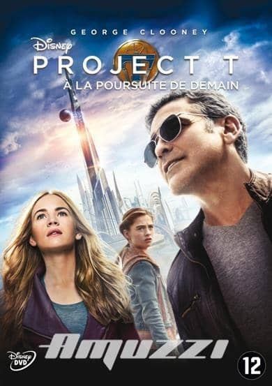 Project T DVD