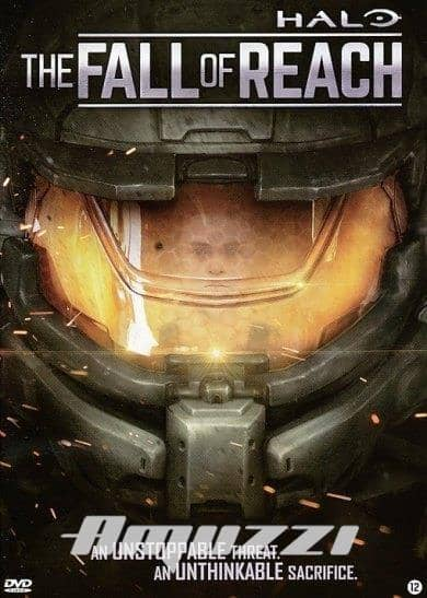 Halo - Fall of reach DVD