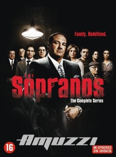 Sopranos - Complete collection (2016)
