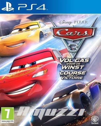 Cars 3 - PS4 - amuzzi