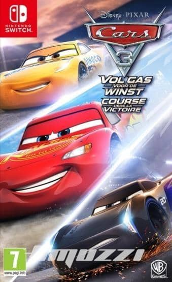 Cars 3 - SWITCH