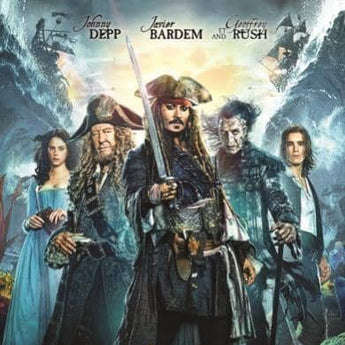 Pirates of the Caribbean 5 - Salazar's revenge (2017)