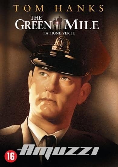 Green mile DVD