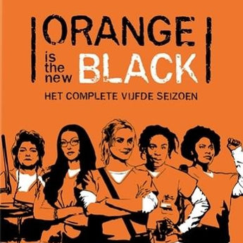 Orange is the new black - Seizoen 5 (2017)
