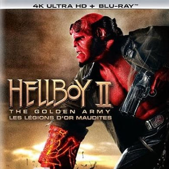 Hellboy 2 - The golden army (2008)