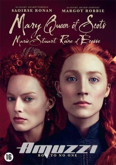 Mary Queen of Scots DVD