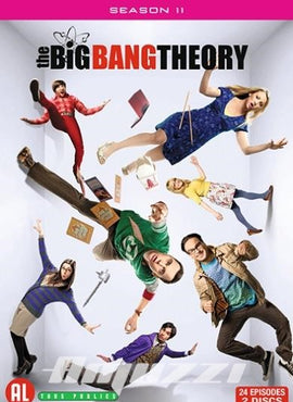 Big bang theory - Seizoen 11 (2018)