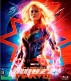 Captain Marvel DVD