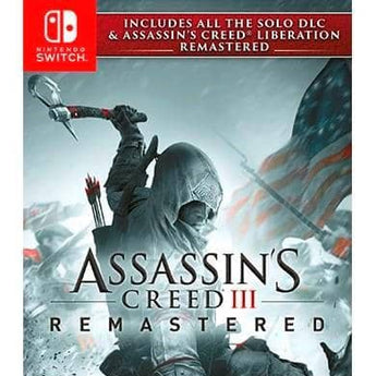 Assassins creed 3 & Liberation remastered - SWITCH - amuzzi