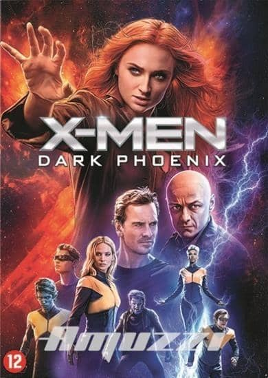 X-men - Dark phoenix (2019) - amuzzi