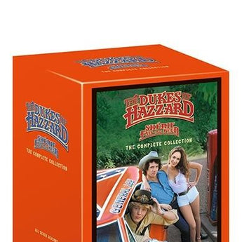 Dukes of Hazzard - Complete collection - amuzzi