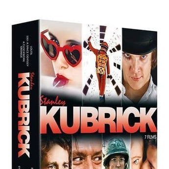 Stanley Kubrick collection (7 films) (2019)